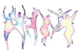 danza cosmica