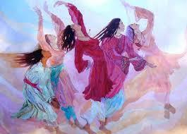 danza sin fin...